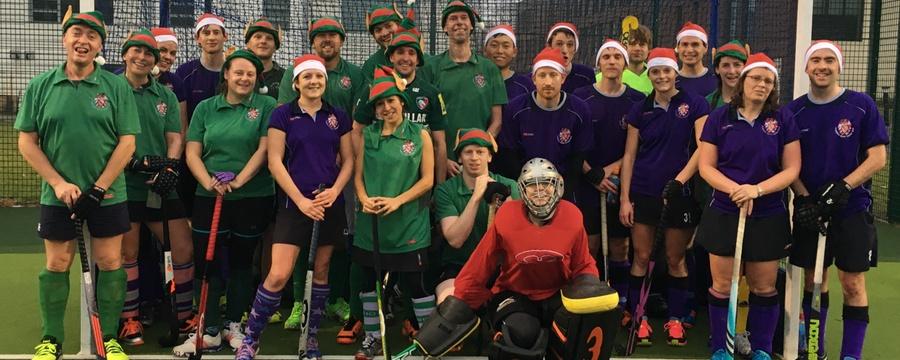 Santas Sleigh the Elfs