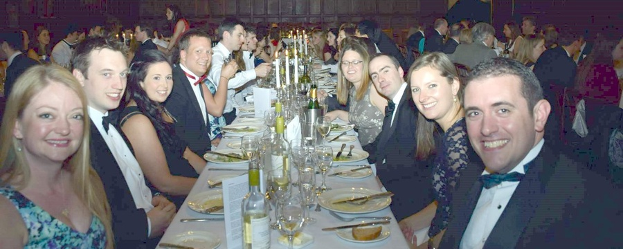 The Annual Dinner 2015